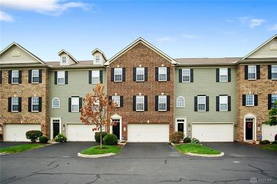 Dayton Condo/Townhouse For Sale: 9474 Tahoe Drive