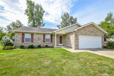 Dayton Single Family Home For Sale: 6456 Westanna Drive
