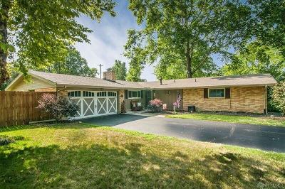 Bellbrook Single Family Home Active/Pending: 2342 Lakeview Drive
