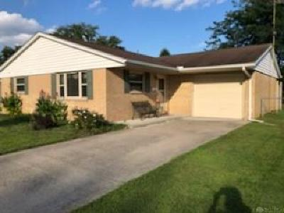 Enon Vlg Single Family Home For Sale: 4514 Blough Drive