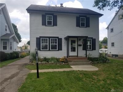 Single Family Home For Sale: 1820 Stratford Place