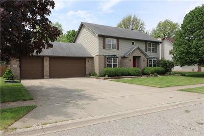 Fairborn Single Family Home Active/Pending: 4769 Fox Run