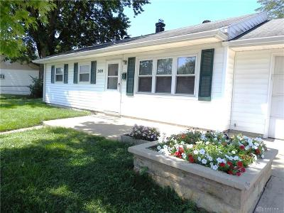 Vandalia Single Family Home For Sale: 209 Brown School Road