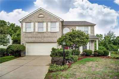 Single Family Home For Sale: 6391 Stoney Creek Drive