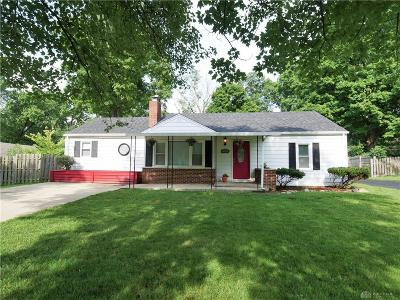 Beavercreek Single Family Home For Sale: 1709 Forestdale Avenue