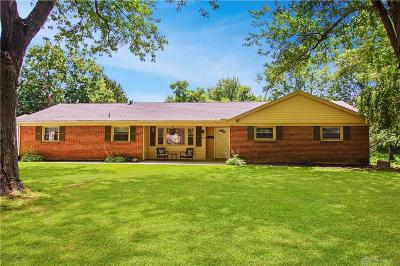 Centerville Single Family Home For Sale: 164 Tuxworth Road