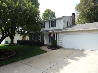 Beavercreek Single Family Home Active/Pending: 1479 New Way Drive