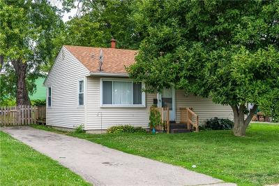 Kettering Single Family Home Active/Pending: 2871 Acosta Street