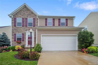 Dayton Single Family Home For Sale: 3724 Whisper Creek Drive