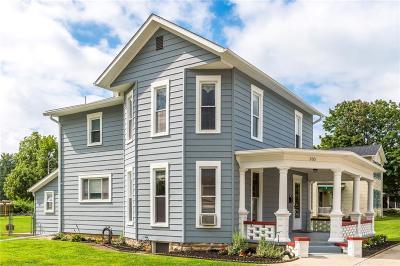 Brookville Single Family Home Active/Pending: 203 Western Avenue