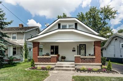 Dayton Single Family Home For Sale: 1219 Patterson Road
