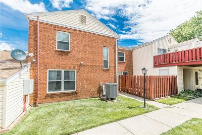 Dayton Condo/Townhouse For Sale: 5175 Well Fleet Drive