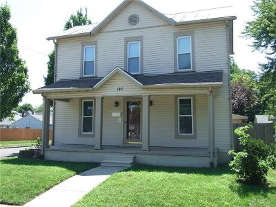 Dayton Single Family Home For Sale: 146 Cottage Avenue