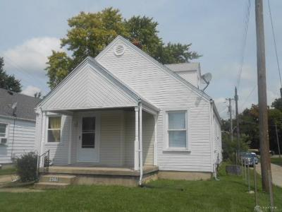 Dayton Single Family Home For Sale: 2901 Argella Avenue