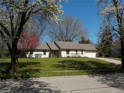 Dayton Single Family Home For Sale: 10125 Atchison Road