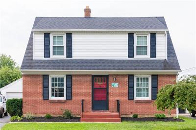 Dayton Single Family Home For Sale: 808 Citation Avenue