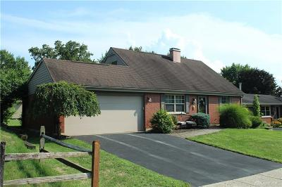 Troy Single Family Home For Sale: 1321 Skylark Drive