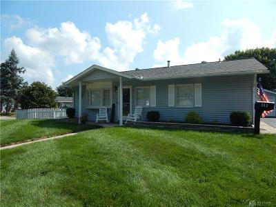 Xenia Single Family Home For Sale: 345 Beatty Drive