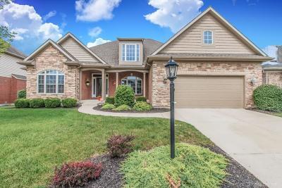 Springboro Single Family Home For Sale: 9769 Scotch Pine Drive