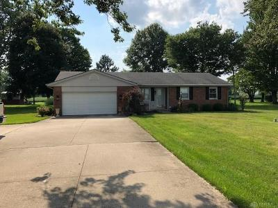 Troy Single Family Home For Sale: 5044 Worley Road