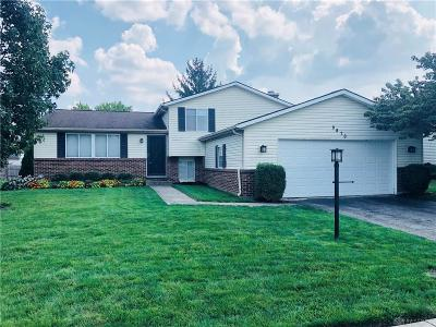 Miamisburg Single Family Home For Sale: 9870 Lincolnshire Road
