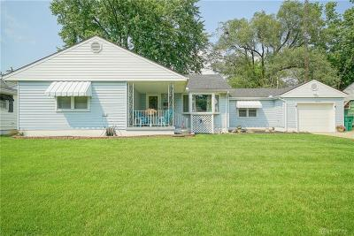 Fairborn Single Family Home Active/Pending: 507 Lewis Drive