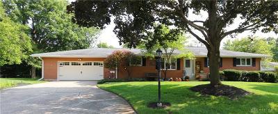 Fairborn Single Family Home For Sale: 1194 Peebles Drive
