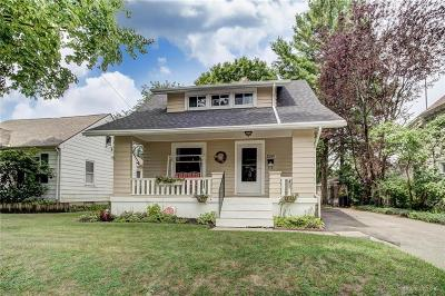 Dayton Single Family Home For Sale: 2541 Mundale Avenue