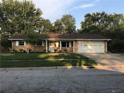 Englewood Single Family Home For Sale: 414 Applegate Road