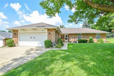 Dayton Single Family Home For Sale: 4895 Franlou Avenue