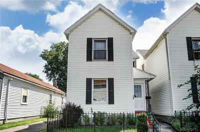 Dayton Single Family Home For Sale: 168 McReynolds Street
