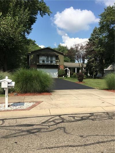 Middletown Single Family Home For Sale: 8 Marshall Road