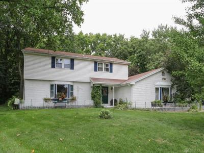 Dayton Single Family Home For Sale: 3006 Hedge Run Court