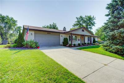 Centerville Single Family Home For Sale: 9830 Pawnee Pass