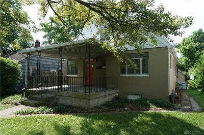 Kettering Single Family Home For Sale: 1448 Elmdale Drive