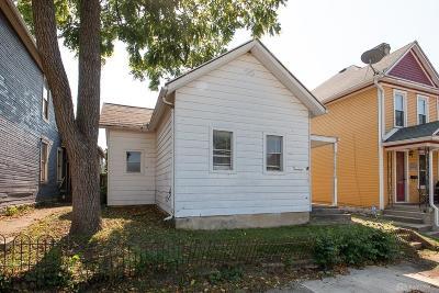 Dayton Single Family Home For Sale: 14 Garret Street