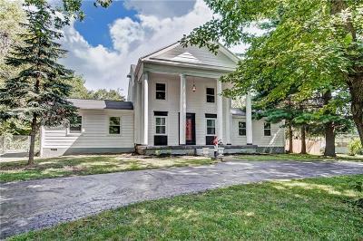 Dayton Single Family Home For Sale: 5495 Shiloh Springs Road