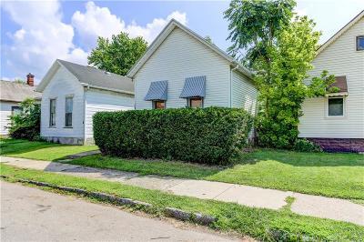 Dayton Single Family Home For Sale: 138 Fillmore Street