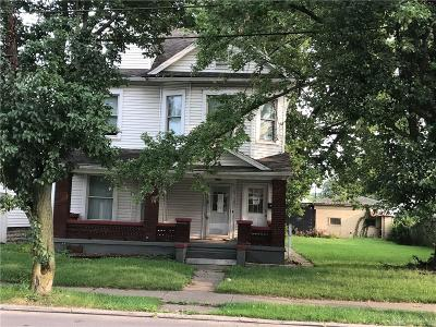 Dayton Single Family Home For Sale: 3222 3rd Street
