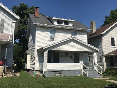 Dayton Single Family Home For Sale: 711 Creighton Avenue