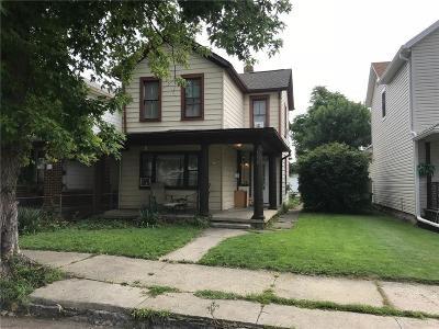Dayton Single Family Home For Sale: 130 Baltimore Street