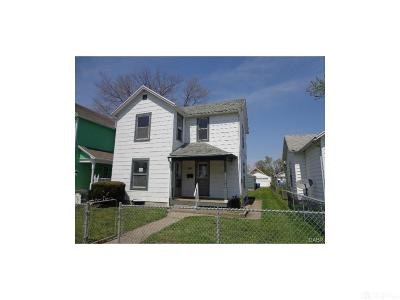 Dayton Single Family Home For Sale: 2011 Stegman Avenue