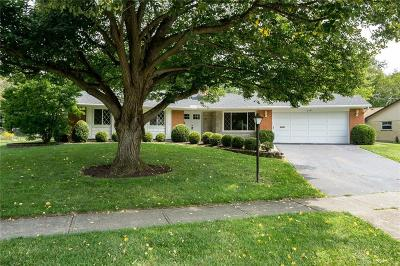 Kettering Single Family Home For Sale: 2089 Brainard Drive