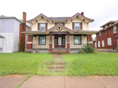 Middletown Single Family Home For Sale: 2300 Central Avenue
