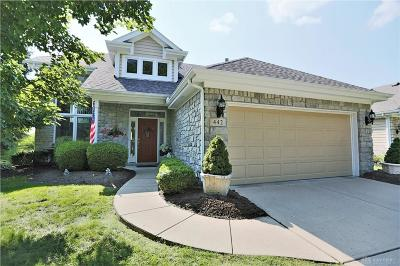 Centerville OH Single Family Home For Sale: $389,900