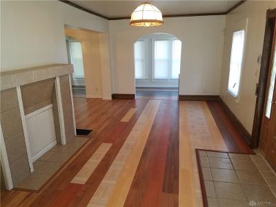 Dayton Single Family Home For Sale: 2131 Emerson Avenue