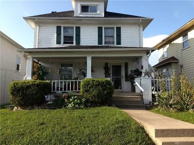 Springfield Single Family Home For Sale: 1112 Main Street