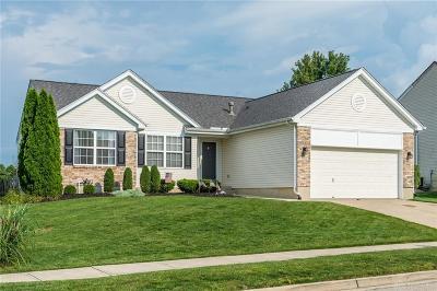 Fairborn Single Family Home For Sale: 2280 Weston Drive