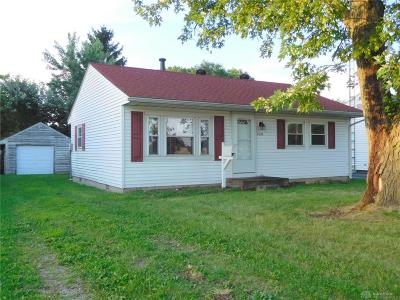 Xenia Single Family Home For Sale: 1094 2nd Street