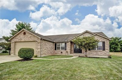Middletown Single Family Home For Sale: 6195 Otter Creek Drive